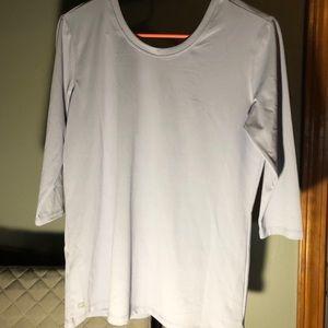 FABLETICS scoop-back long sleeve